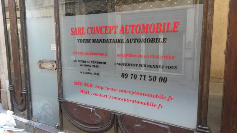 Concept Automobile